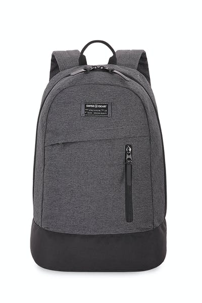 Swissgear 5319 Getaway Daypack Laptop Backpack - Heather Gray