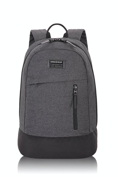 Swissgear 5319 Getaway Daypack Laptop Backpack - Heather Gray