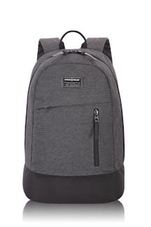 Swissgear 22306 Getaway Daypack Backpack - Heather Grey