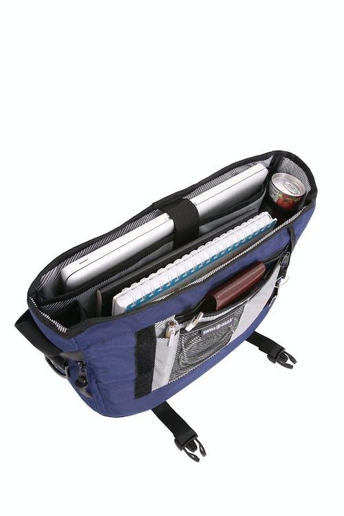 Swissgear 5320 Messenger Bag Inside View