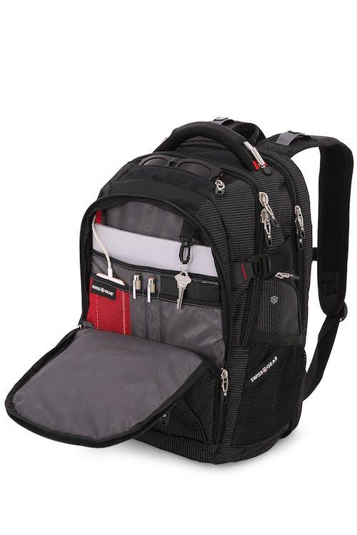 taglia 40 cac5c d7598 Swissgear 5358 USB ScanSmart Laptop Backpack