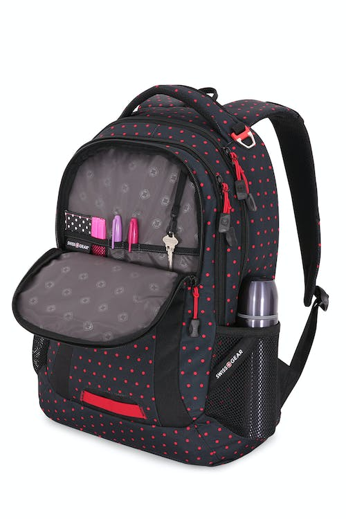 Swissgear 5503 Backpack Separate Front Panel Compartment