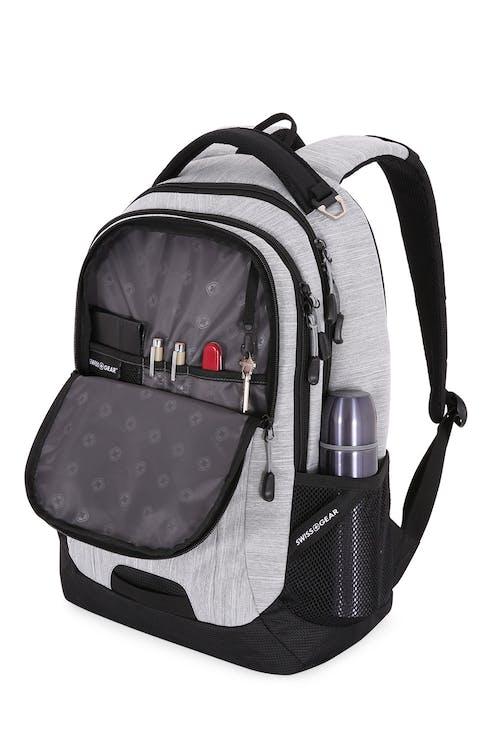 Swissgear 5505 Laptop Backpack Organizer compartment