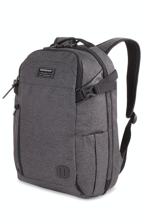 Swissgear 22308 Getaway Weekend Backpack - Heather Grey