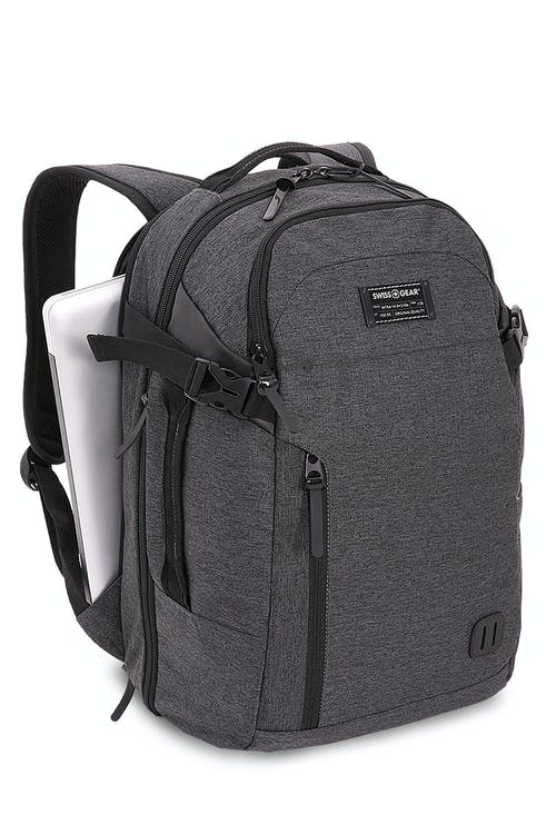 Swissgear SW22308  Getaway Weekend Backpack - Padded laptop compartment