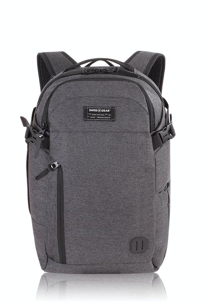 Swissgear 5625 Getaway Weekend Laptop Backpack - Heather Gray