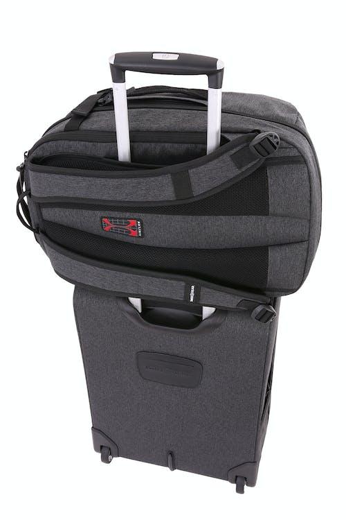 Swissgear 5625 Getaway Weekend Backpack - Add-a-bag feature