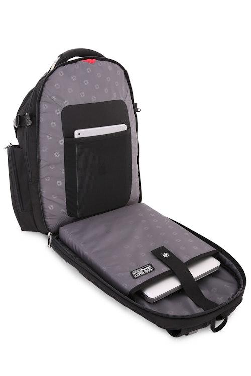 """SWISSGEAR 5709 18.5"""" Scansmart TSA friendly ScanSmart laptop compartment"""
