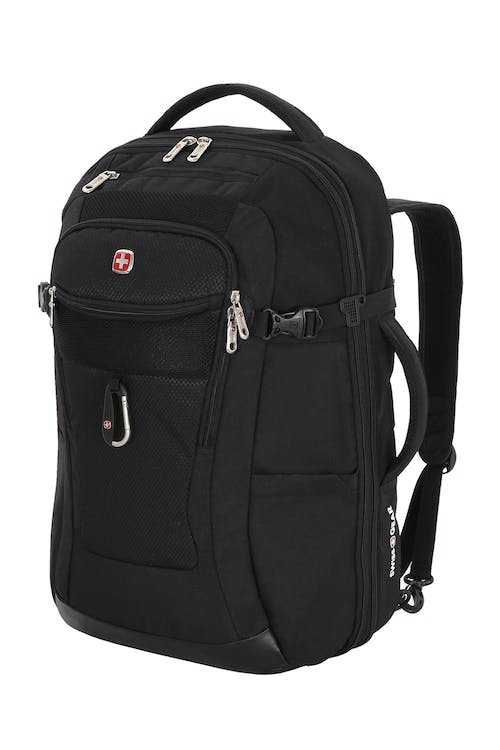 SWISSGEAR 1900 Travel Backpack - Black