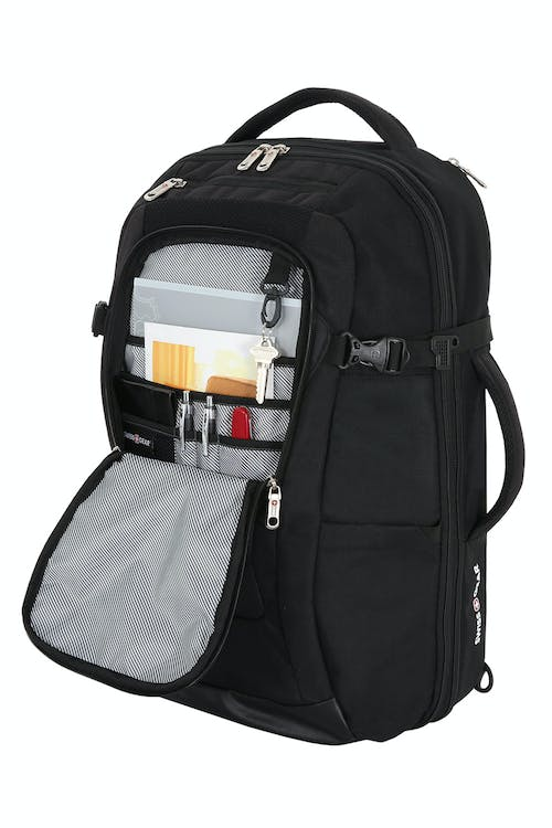 SWISSGEAR 1900 Travel Backpack Front organizer compartment