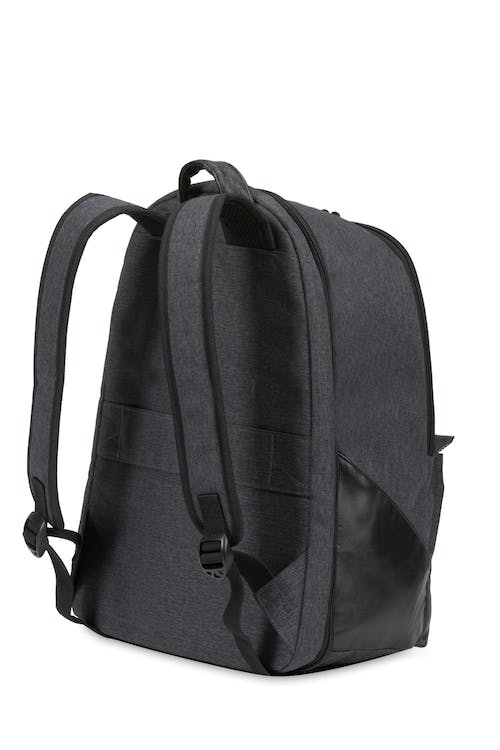 Swissgear 5755 Scansmart Laptop Backpack - Dark Gray Heather Black 375669f3337df