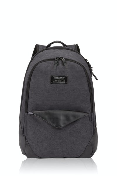 Swissgear 5755 Scansmart Laptop Backpack - Dark Gray Heather/Black