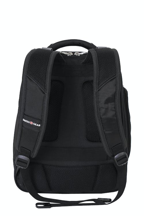 Swissgear 5963 ScanSmart Laptop Backpack Back  Mesh panels