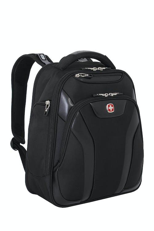 Swissgear 5963 Scansmart Backpack Top zippered, fleece-lined pocket