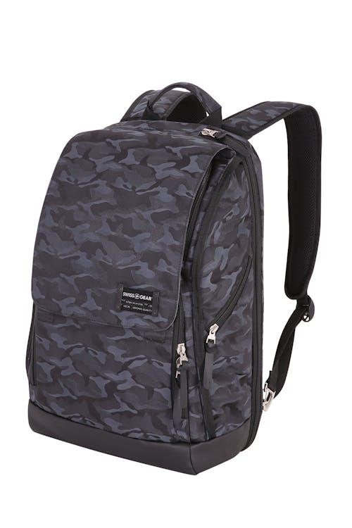 Swissgear 5981 Laptop Backpack - Blue Camo