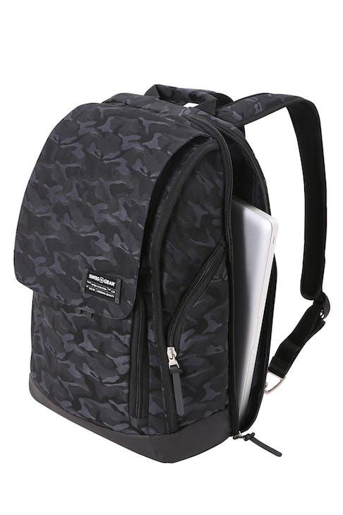"""Swissgear 5981 Laptop Backpack 18"""" padded laptop sleeve"""