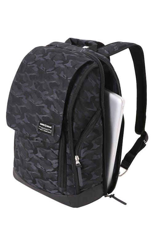 """Swissgear 5981 Laptop Backpack 17"""" padded laptop sleeve"""