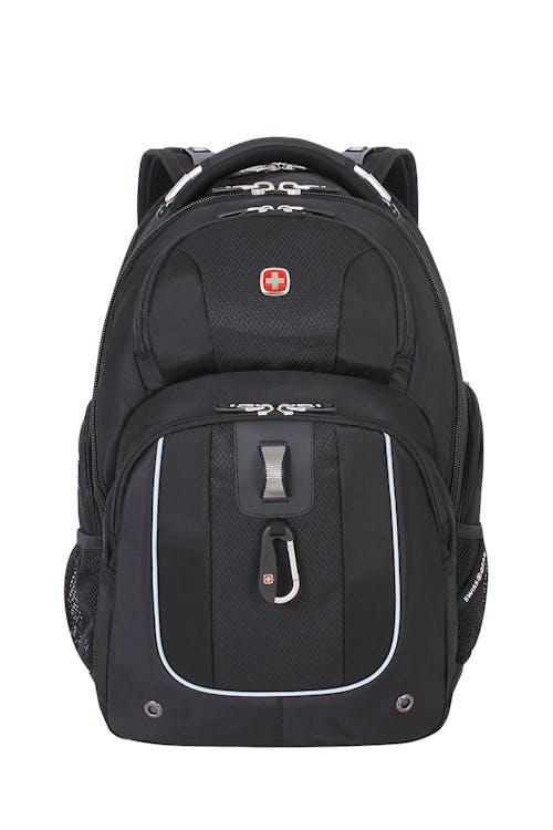 Swissgear 5988 ScanSmart Backpack quick-access, front zippered pocket