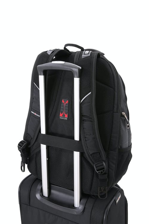 Swissgear 5988 ScanSmart Backpack add a bag feature