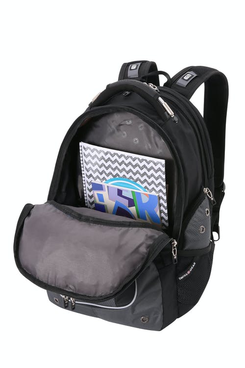 Swissgear 5988 ScanSmart Backpack highly protective laptop-only compartment