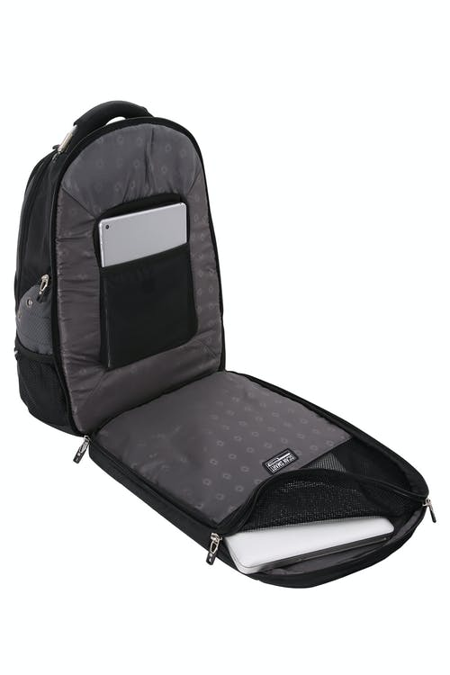 Swissgear 5988 ScanSmart Backpack ScanSmart TSA lay-flat design
