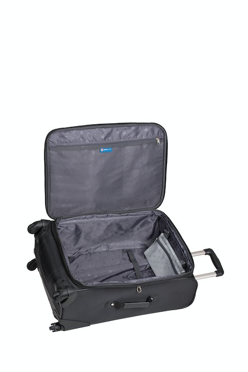 """SWISSGEAR 6053 24"""" Expandable Luggage - Open View"""