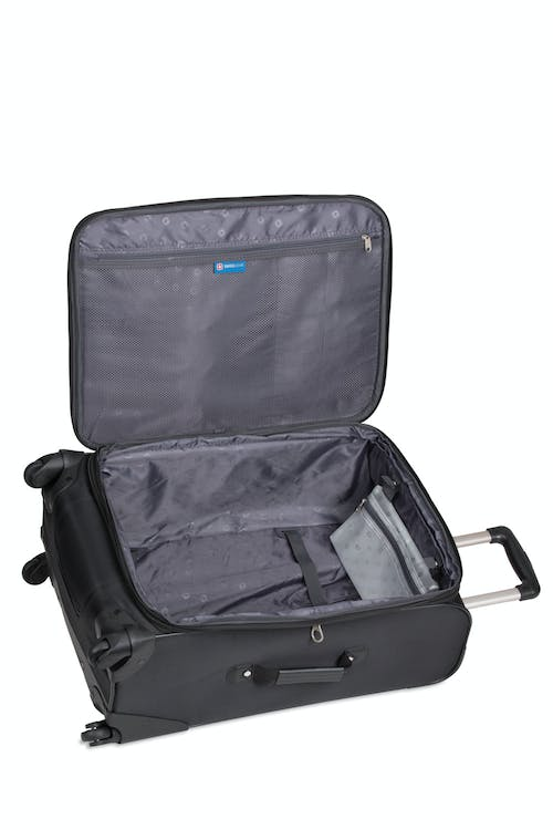 """SWISSGEAR 6053 28"""" Expandable Luggage - Open View"""