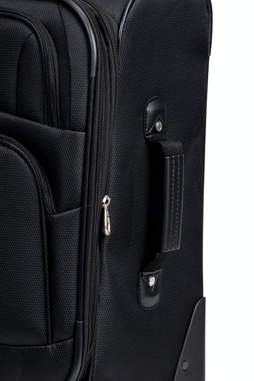 Swissgear 6053 Expandable Luggage 3pc set Durable reinforced wrapped top and side grab handles