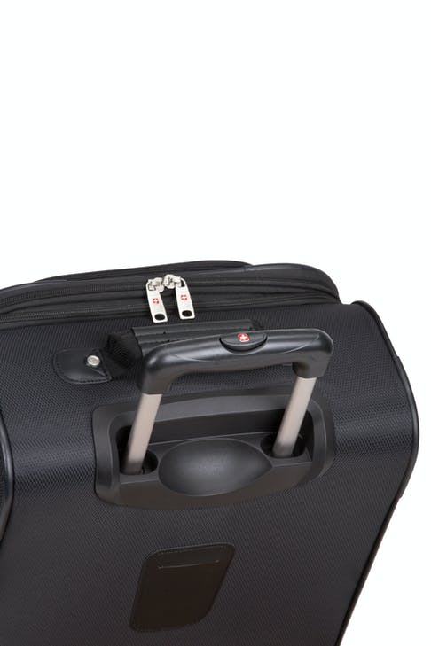 SWISSGEAR 6053 Expandable Luggage 3pc set Premium telescopic aluminum locking handle