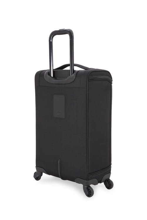 Swissgear 6067 Getaway 2.0 Carry-on Garment w/ USB Spinner Luggage Retractable, locking handle