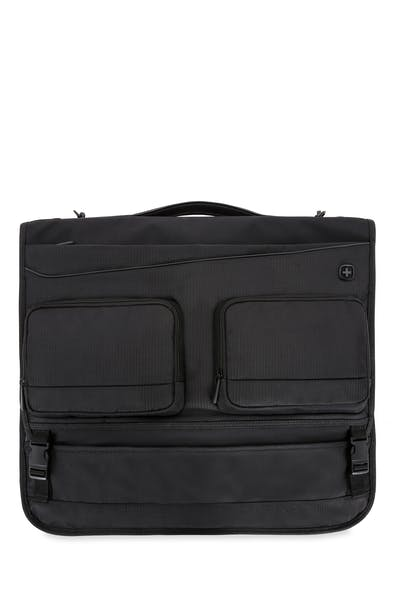 Swissgear 6067 Getaway 2.0 Carry On Garment Bag - Black