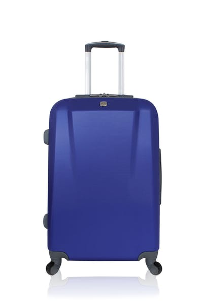 """Swissgear 6072 23"""" Hardside Spinner Luggage - Blue"""