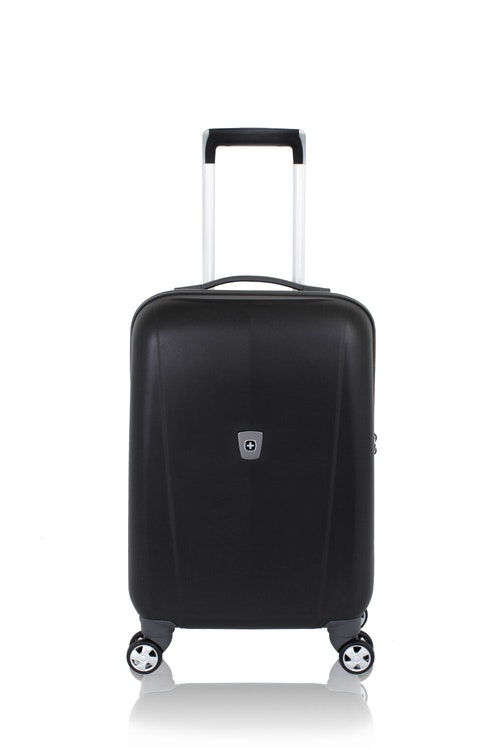 "SWISSGEAR 6150 20"" HARDSIDE CARRY-ON SPINNER LUGGAGE"