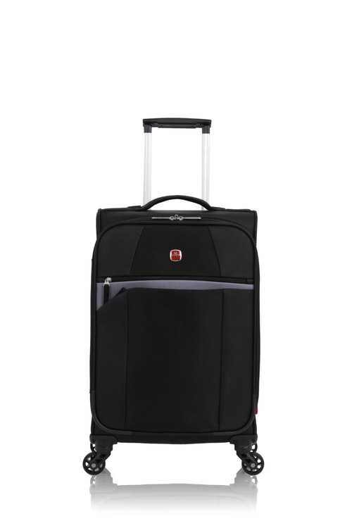 "SWISSGEAR 6165 20"" LITEWEIGHT CARRY-ON SPINNER LUGGAGE"