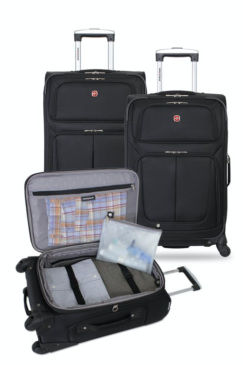 "Set contains the 28"", 24.5"" and the 21"" Expandable Liteweight Spinner"