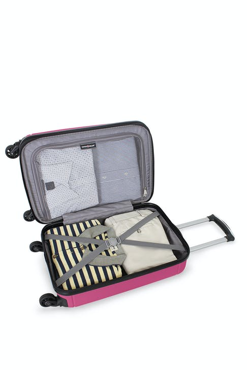 "SWISSGEAR 6297 18"" Expandable Hardside Spinner Luggage"