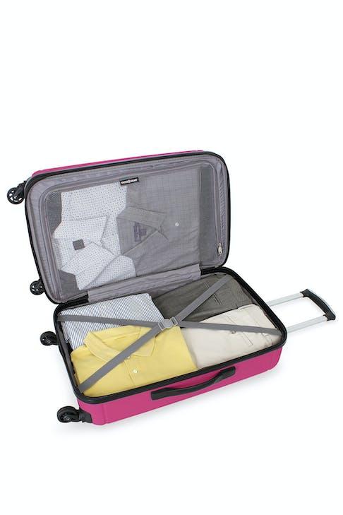 "SWISSGEAR 6297 23"" Expandable Hardside Spinner Luggage"