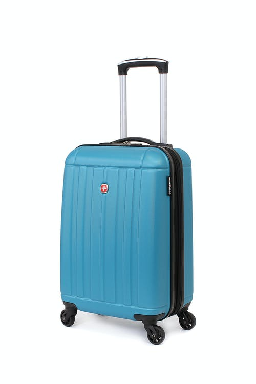 "SWISSGEAR 6297 19"" SPINNER LUGGAGE in Blue"