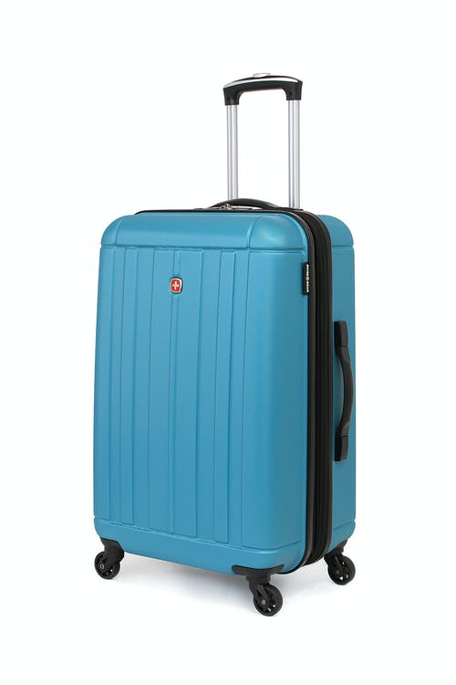 "SWISSGEAR 6297 24"" Hardside Spinner Luggage in Blue"