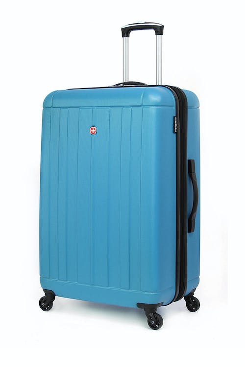 "SWISSGEAR 6297 24"" Expandable Hardside Spinner Luggage in Blue"