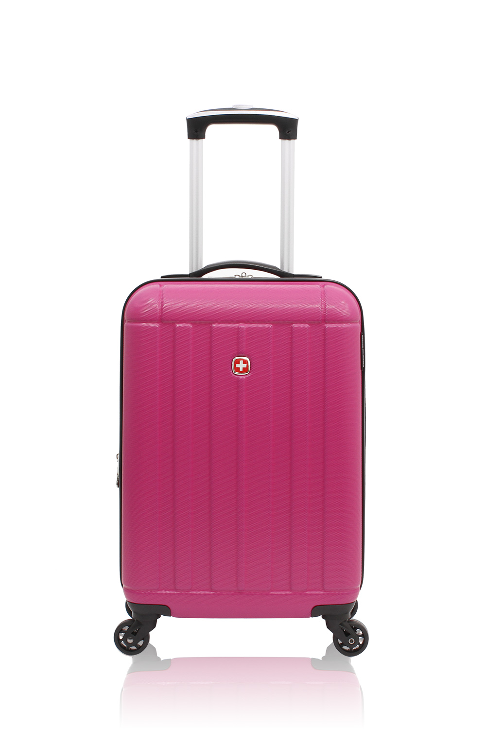 "SWISSGEAR 6297 19"" Expandable Hardside Spinner Luggage"