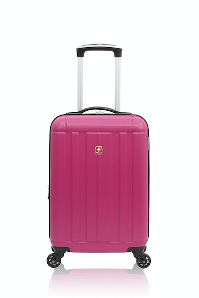 "Swissgear 6297 18"" Expandable Carry-on Hardside Spinner Luggage"