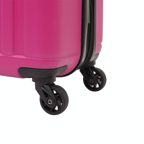 """SWISSGEAR 6297 24"""" Expandable Hardside Spinner Luggage 360 degree, multi-directional liteweight spinner wheels"""