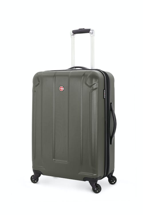 "Swissgear 6302 23"" Expandable Hardside Spinner Luggage - Champagne"