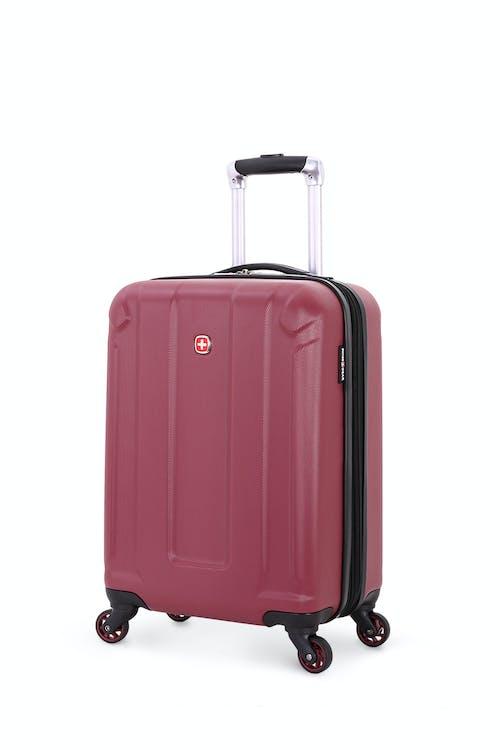 "Swissgear 6302 18"" Expandable Hardside Spinner Luggage"