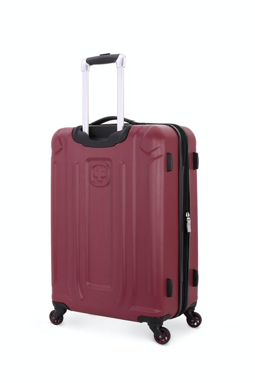 "Swissgear 6302 23"" Expandable Hardside Spinner Luggage Rugged ABS construction"