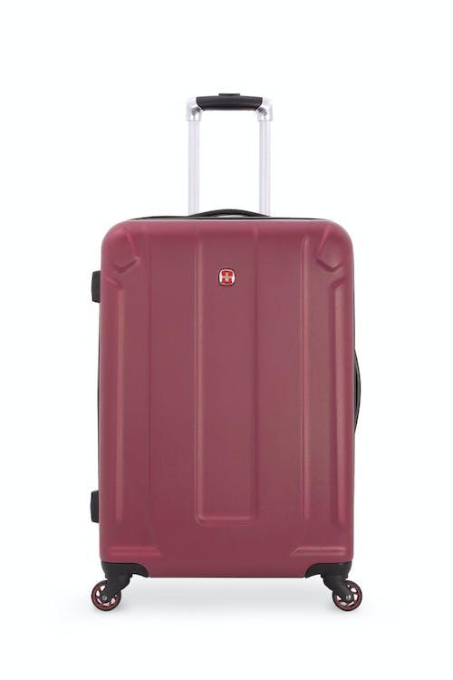 "SWISSGEAR 6302 23"" Expandable Hardside Spinner Luggage Molded lift handle"
