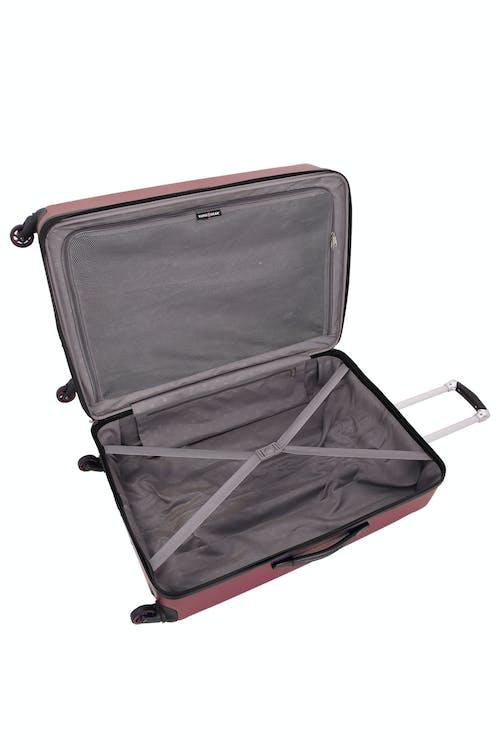 """SWISSGEAR 6302 28"""" Hardside Spinner Split case design"""