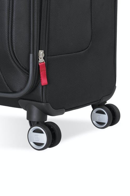 Swissgear 6305 Zurich Expandable Spinner Luggage multi-directional spinner wheels