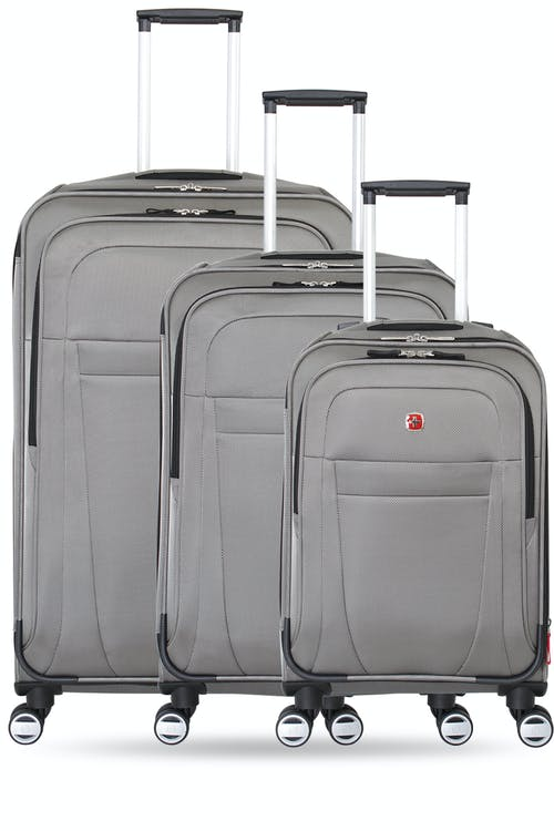 Swissgear 6305 Zurich Expandable Spinner Luggage Set